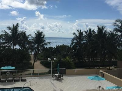 Bal Harbour Condo For Sale: 10185 Collins Ave #417