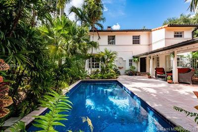 El Portal Single Family Home For Sale: 301 NE 88th St