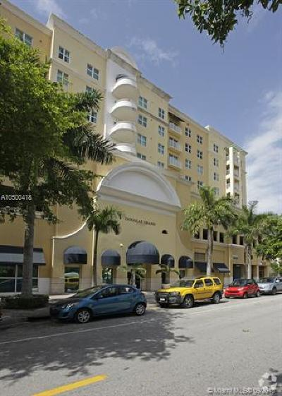Coral Gables Condo For Sale: 50 Menores Ave #806