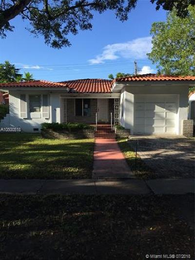 Coral Gables Single Family Home For Sale: 728 Majorca Ave