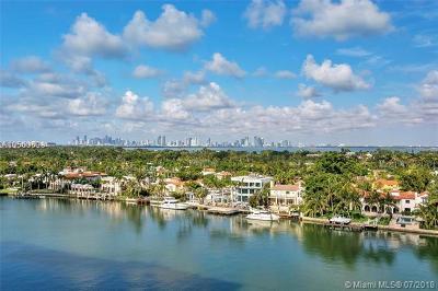 Miami Beach Condo For Sale: 5750 Collins Ave #10C