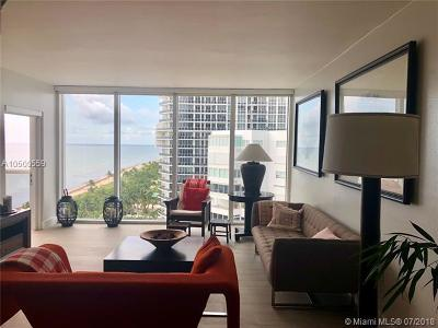 Harbour House, Harbour House Condo Rental For Rent: 10275 Collins Avenue #1212