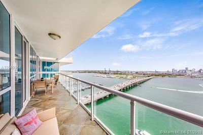 Miami Beach Condo For Sale: 520 West Ave #1903