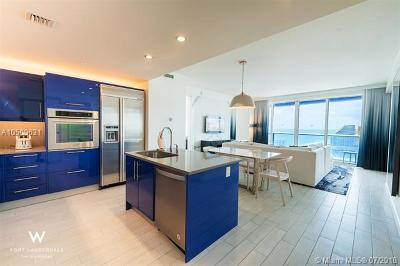Fort Lauderdale Condo For Sale: 3101 Bayshore Dr #1806