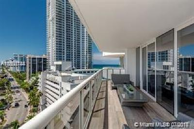Miami Beach Condo For Sale: 6301 Collins Ave #1506