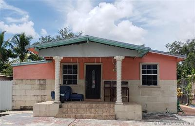 Single Family Home For Sale: 2976 NW 95th St