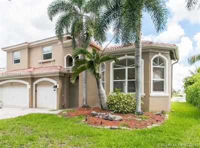 Miramar Single Family Home For Sale: 12883 SW 24th St