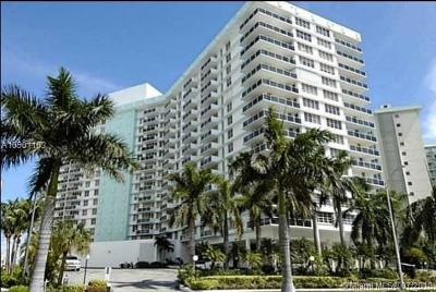 Hollywood Condo For Sale: 3725 S Ocean Dr #1515