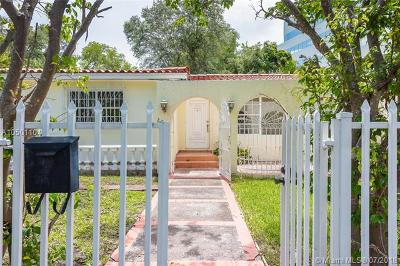 Miami Single Family Home For Sale: 2710 SW 22nd Ave