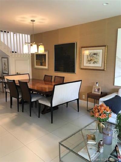 Aventura Condo For Sale: 21382 Marina Cove Circle #19-D