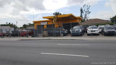 Miami Commercial For Sale: 1550 NW 79th St