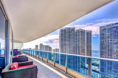 Miami Condo For Sale: 200 Biscayne Boulevard Way #3404