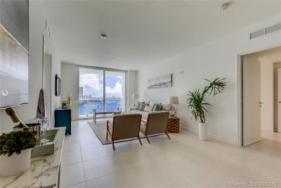 Fort Lauderdale Condo For Sale: 401 N Birch Road #1102
