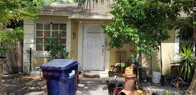 Florida City Single Family Home For Sale: 1330 NW 7th Ct
