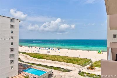 Miami Beach Condo For Sale: 345 Ocean Dr #820