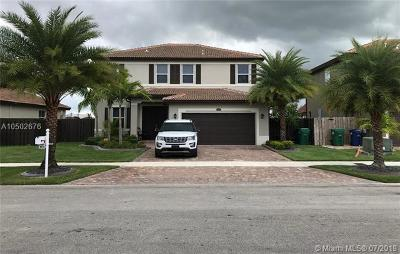 Homestead Single Family Home For Sale: 28144 SW 129th Ct