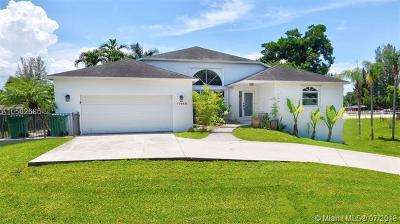 Davie Single Family Home For Sale: 11460 SW 16th St
