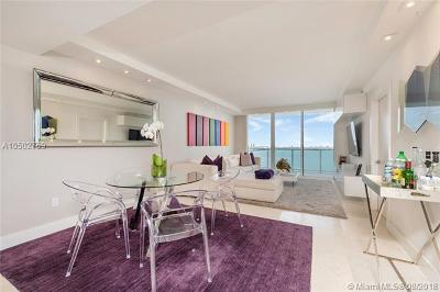 Miami Condo For Sale: 600 NE 27 St #3004