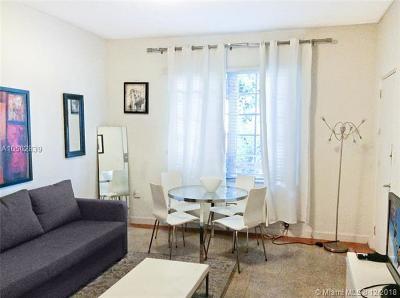 Miami Beach Condo For Sale: 741 15th St #10