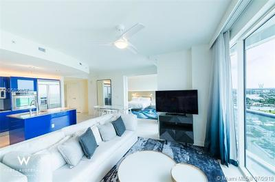 Fort Lauderdale Condo For Sale: 3101 Bayshore Dr #1008