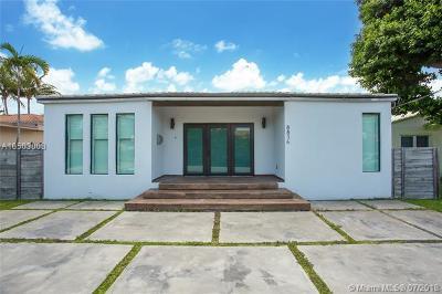 Surfside Single Family Home For Sale: 8834 Abbott Ave