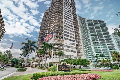 Aventura Condo For Sale: 20185 E Country Club Dr #2206