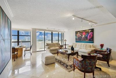 Aventura Condo For Sale: 1000 W Island Blvd #1402