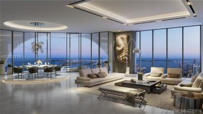 Miami FL Condo For Sale: $5,850,000