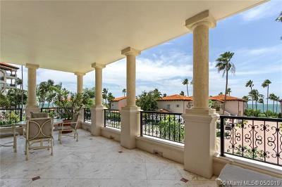 Miami Beach Condo For Sale: 19122 Fisher Island Dr #19122