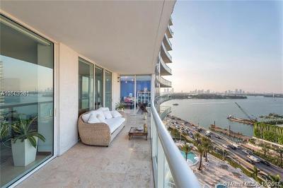 Miami Beach Condo For Sale: 450 Alton Rd #1404
