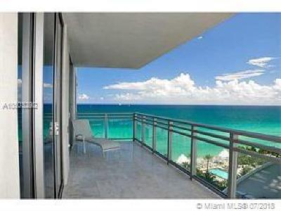Hollywood Condo For Sale: 3535 S Ocean Dr #1005