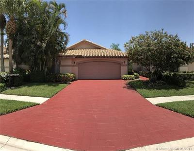 Delray Beach Single Family Home For Sale: 15408 Strathearn Dr