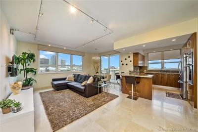 Miami Condo For Sale: 2000 N Bayshore Dr #902