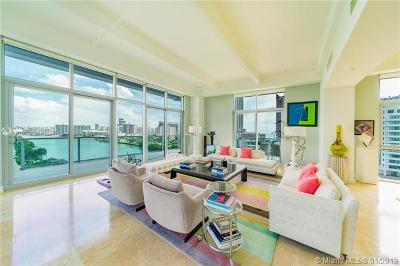 Miami Beach Condo For Sale: 201 Aqua Av #902