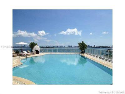 Miami Condo For Sale: 2020 N Bayshore Dr #609