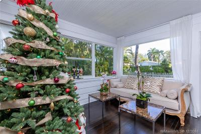 Miami Beach Single Family Home For Sale: 3128 Sheridan Ave