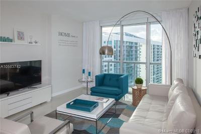 Rental For Rent: 485 Brickell Ave #3906