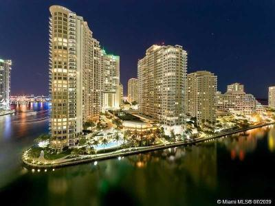 Miami Condo For Sale: 801 Brickell Key Blvd #3004