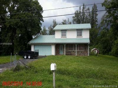Miramar Single Family Home For Sale: 3650 SW 136th Ave