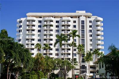 Miami Beach Condo For Sale: 1621 Bay Rd #1006