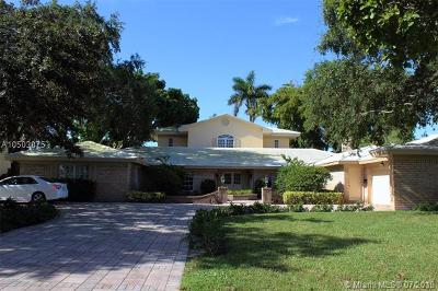 Fort Lauderdale Single Family Home For Sale: 2710 NE 40th St