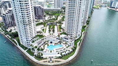 Miami Condo Sold: 808 Brickell Key Dr #1601