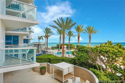 Miami Beach Condo For Sale: 3801 Collins Ave #501