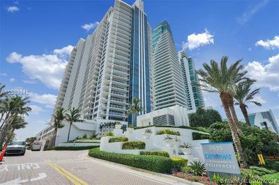 Hollywood Condo For Sale: 3535 S Ocean Dr #605