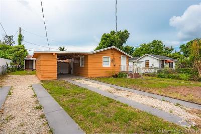 Miami Single Family Home For Sale: 10847 NE 3 Ct