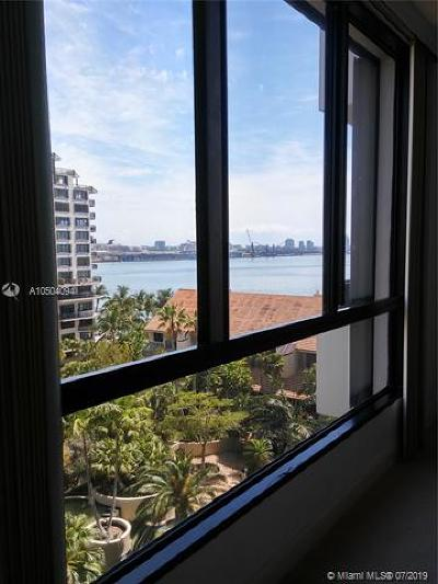 Condo For Sale: 520 Brickell Key Dr #A900