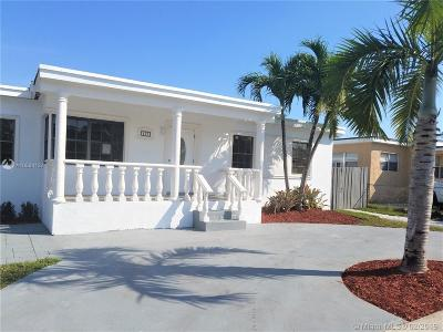 Hialeah Single Family Home For Sale: 171 W 42nd St