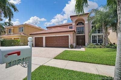 Miramar Single Family Home For Sale: 18246 SW 26th Ct