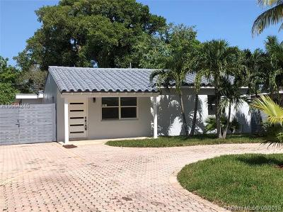 Fort Lauderdale Single Family Home For Sale: 1612 NW 6th Ave