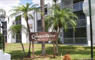 Miami Condo For Sale: 14165 SW 87 #D 504
